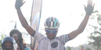Ismael Sánchez domina  etapa de S.D.- Miches