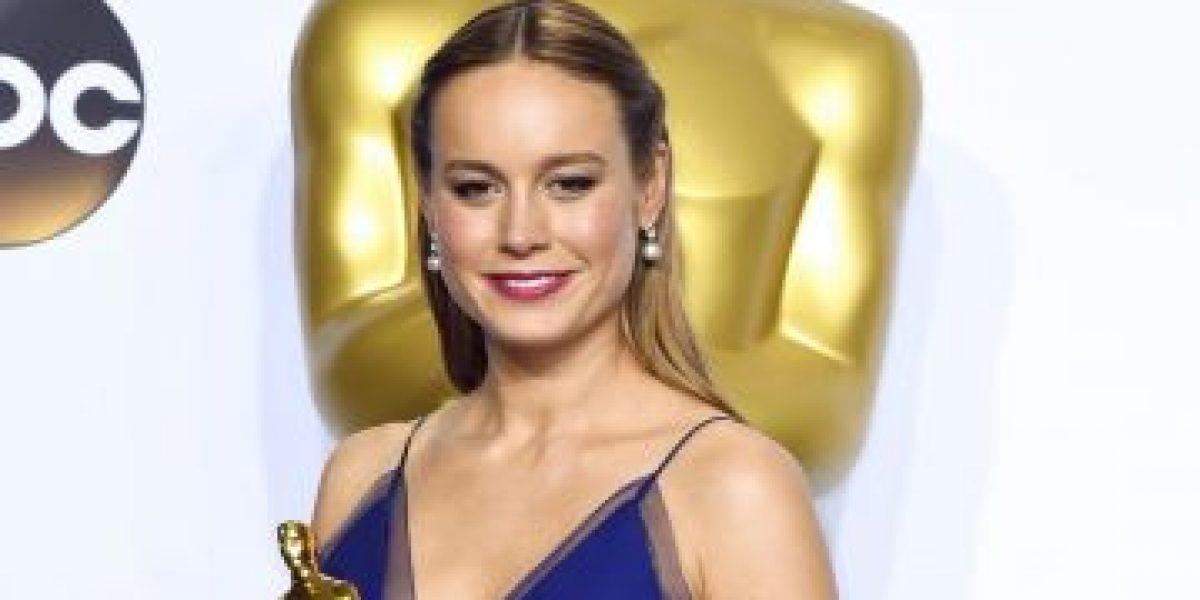 Brie Larson: Digna ganadora del Oscar