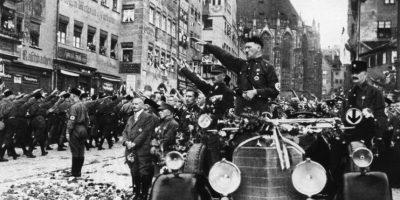 Entre sus planes de guerra deseaba la expansión del territorio en Europa. Foto:Getty Images