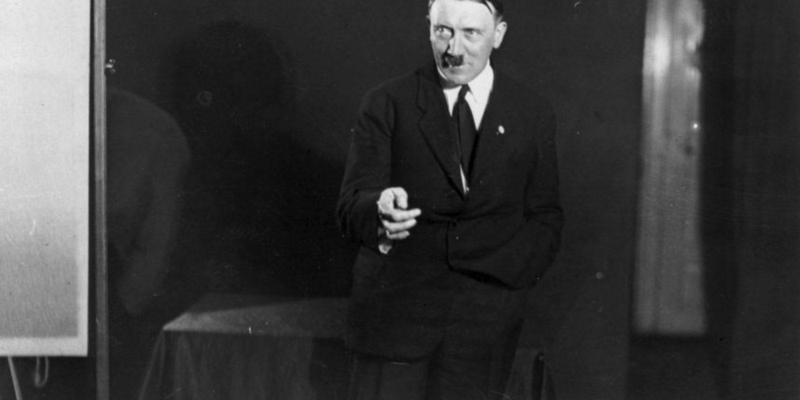 Fue quien dirigió a Alemania durante la Segunda Guerra Mundial. Foto:Getty Images