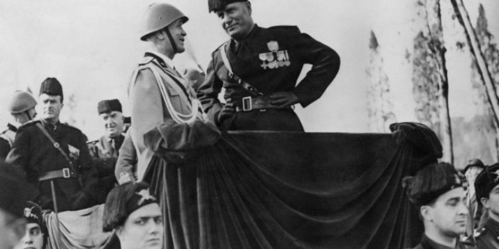 En 1945, trató de escapar a Suiza, pero fue capturado y fusilado. Foto:Getty Images