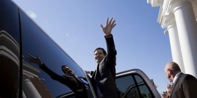 Marco Rubio se dio a conocer en 2010 Foto: Getty Images