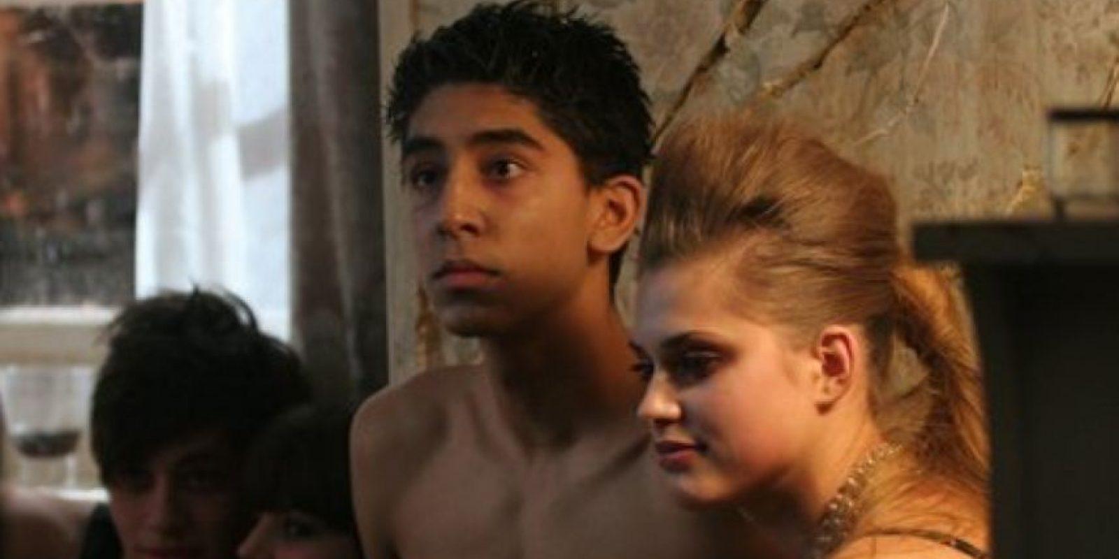 """Antes estuvo en la serie británica """"Skins"""". Foto:vía HBO"""