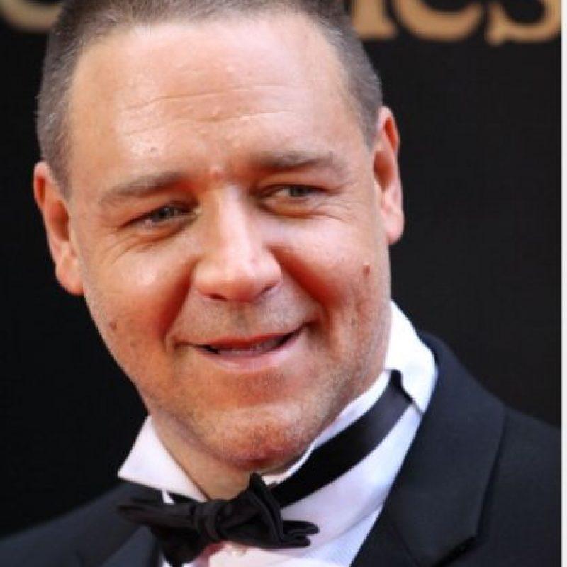 """Como Javert en """"Los Miserables"""". Foto:vía Getty Images"""