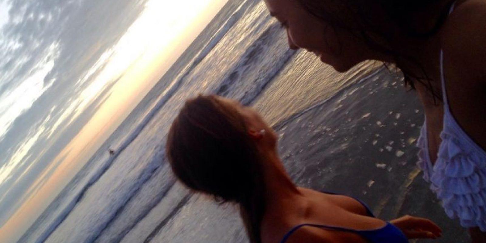 Por esas mismas redes sociales familiares, amigos y conocidos han compartido cientos de mensajes de despedida y aliento. Foto:instagram.com/marina.menegazzo/