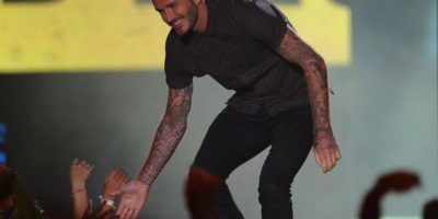 David Beckham: el exfutbolista tiene una manía muy extraña con el orden y la simetría. El inglés no soporta los números nones. Foto:Getty ImagesGetty Images
