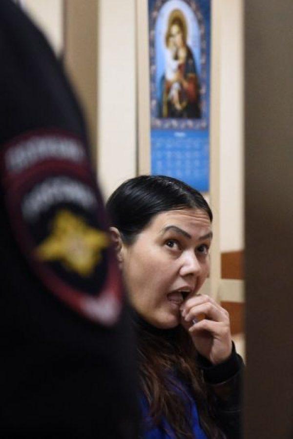 """Ya que se asegura que la pareja sentimental de la mujer se encontraba en el momento en que ella le cortó la cabeza a """"Nasty"""" Foto:AFP"""