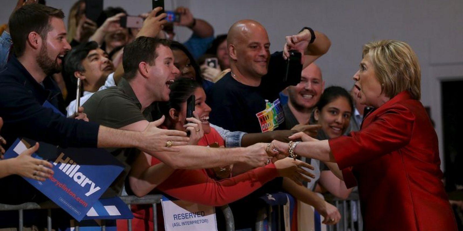 Al parecer los votantes buscan experiencia en su candidato. Foto:AFP
