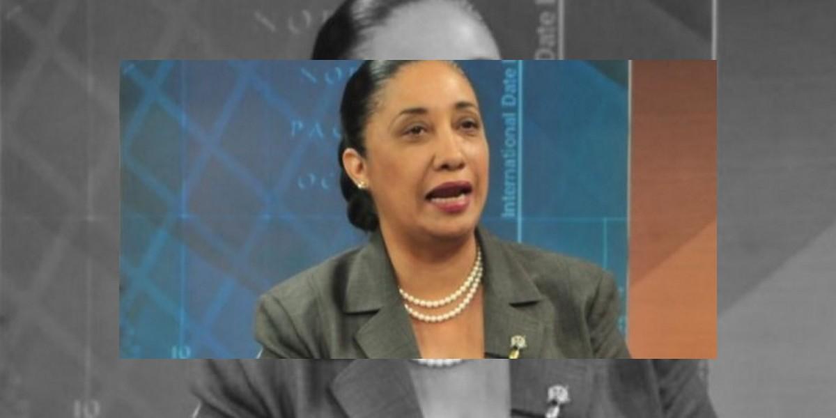 Diputada Guadalupe Valdez dice eliminación de