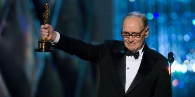 4- Nunca es tarde para ser feliz: La emoción de que a sus 87 años y seis nominaciones, éste ha sido su primer Oscar. Foto:Fuente Externa