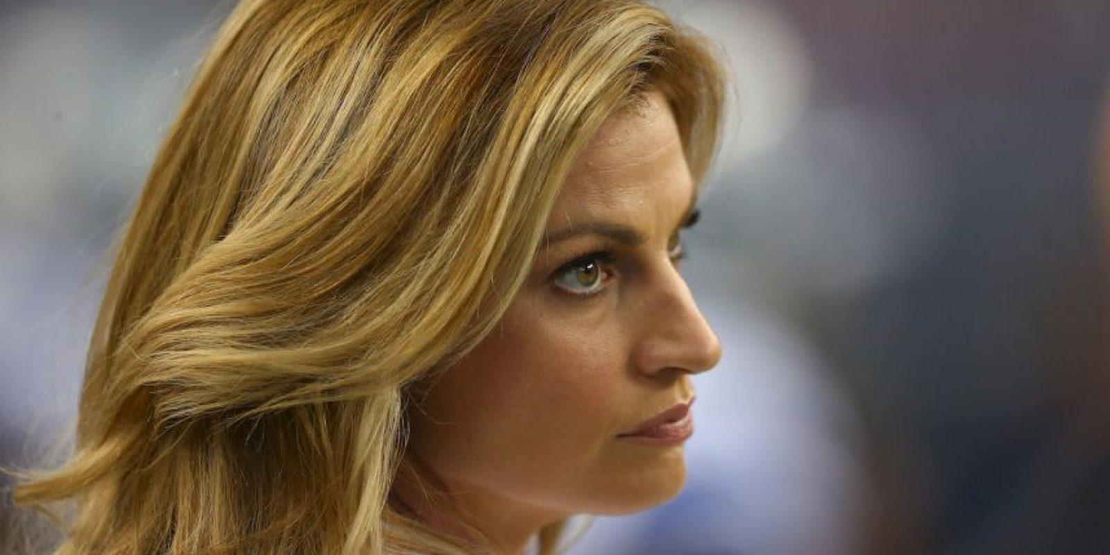 En 2008 fue filmada desnuda por Michael David Barrett en el hotel Marriott de Nashville, Tennesse. Foto:Getty Images