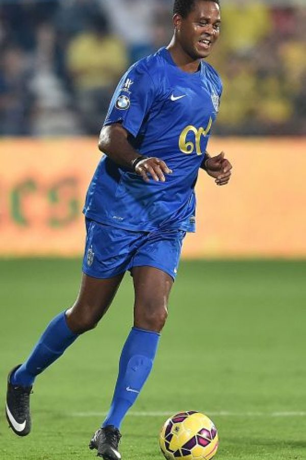 Patrick Kluivert Foto: Getty Images