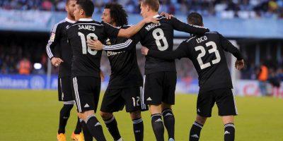 Real Madrid casi le dijo adiós al titulo liguero, después de perder con Atlético de Madrid Foto:Getty Images