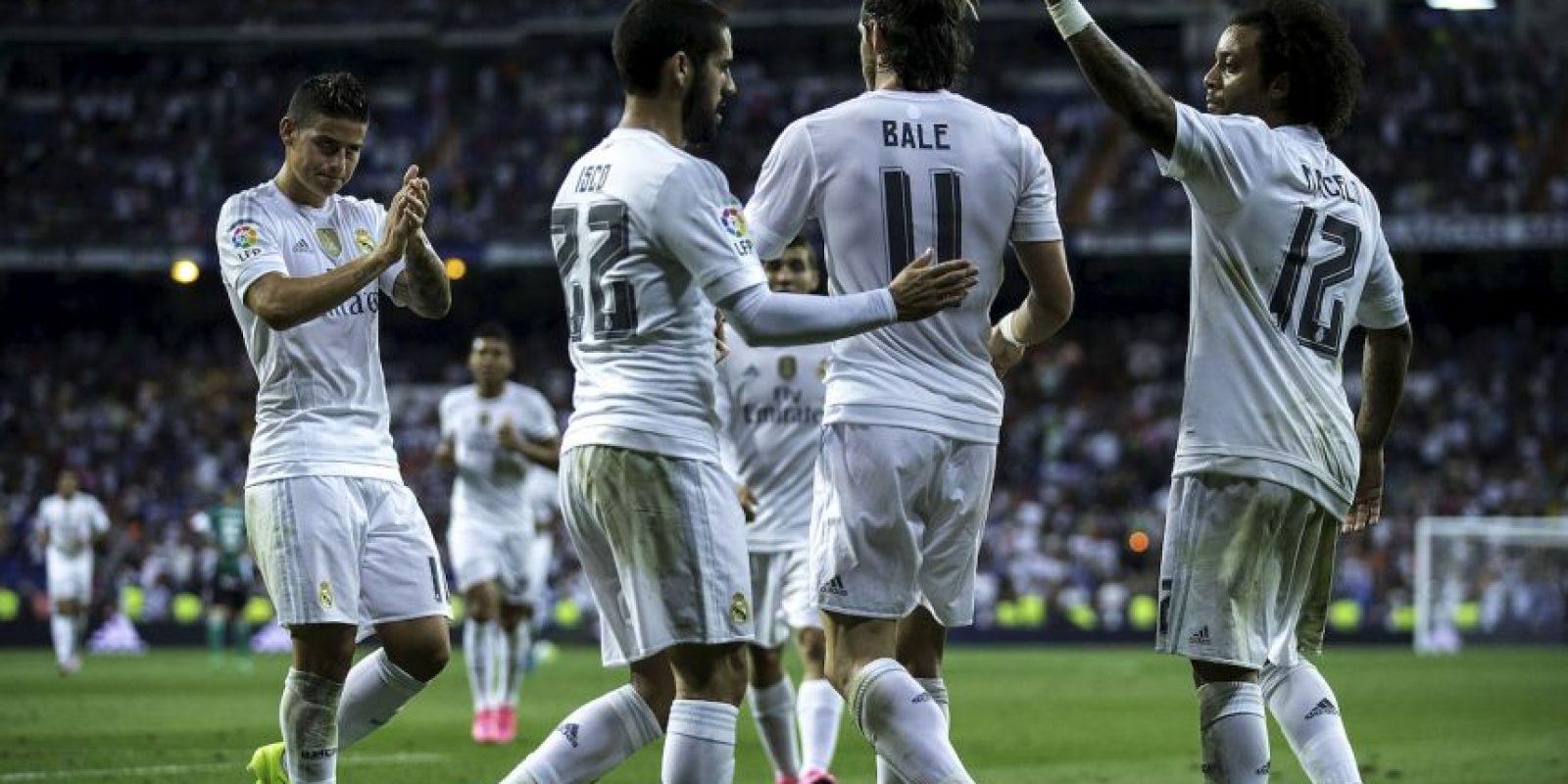 Se encuentran a 12 puntos del líder Barcelona Foto:Getty Images