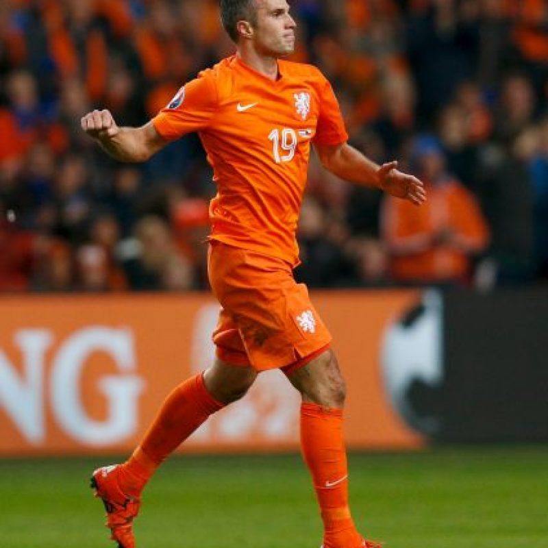 Robin Van Persie Foto: Getty Images