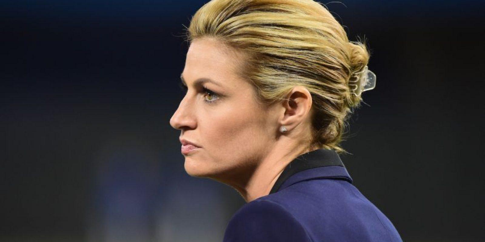 Trabajó para ESPN de 2004 a 2012. Foto:Getty Images