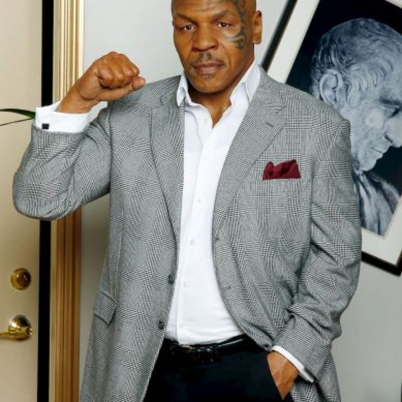 Mike Tyson Foto: Getty Images