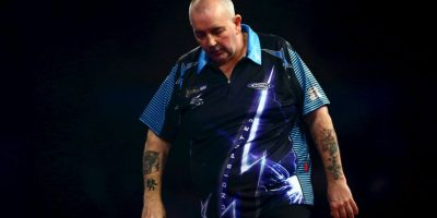 Phil Taylor Foto: Getty Images