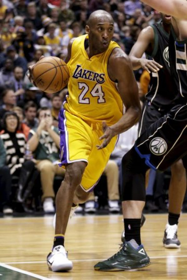 Kobe Bryant Foto: Getty Images
