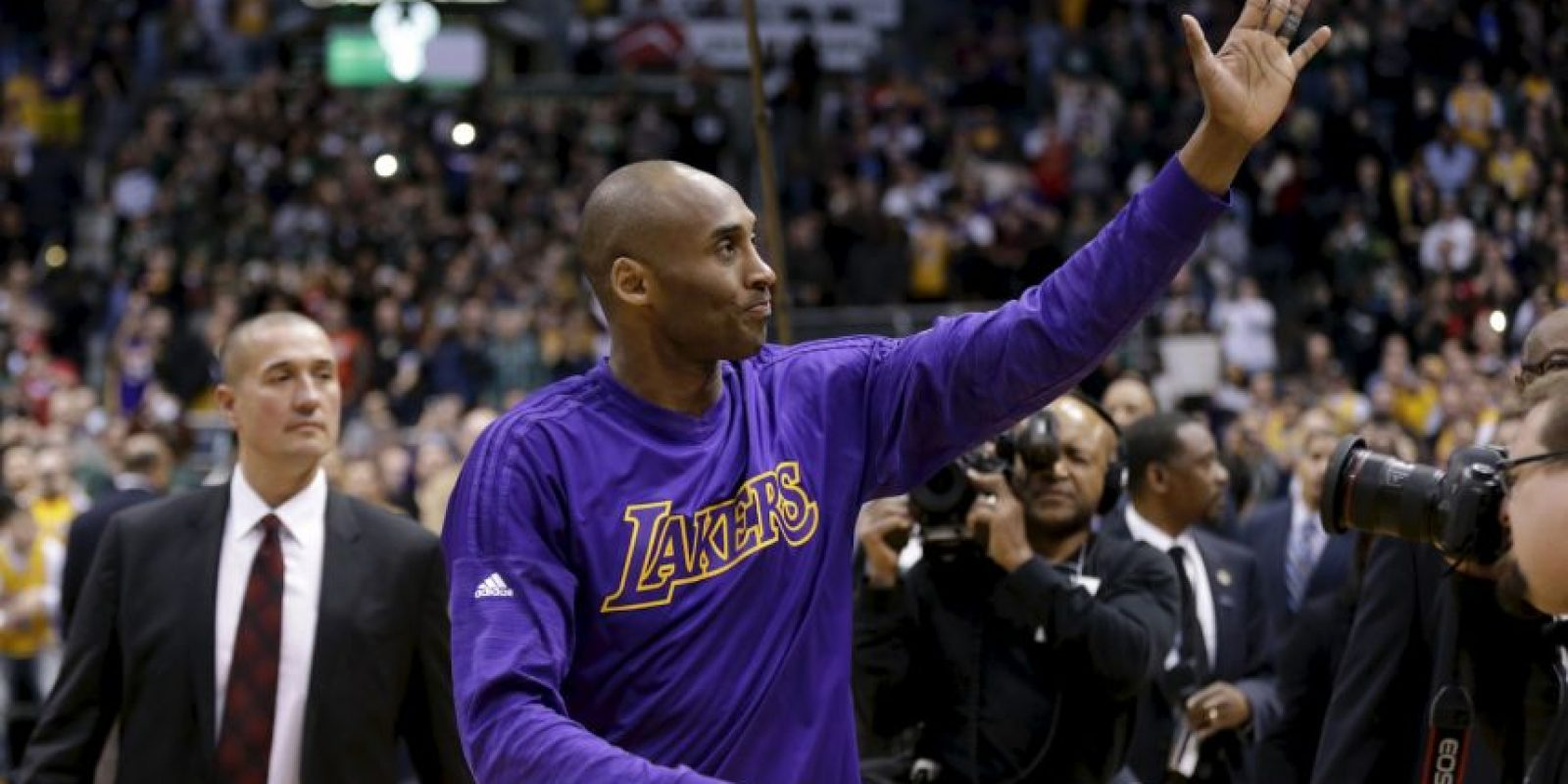 Basquetbolista de Los Angeles Lakers Foto: Getty Images