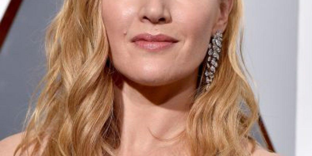 Kate Winslet asegura que no está embarazada
