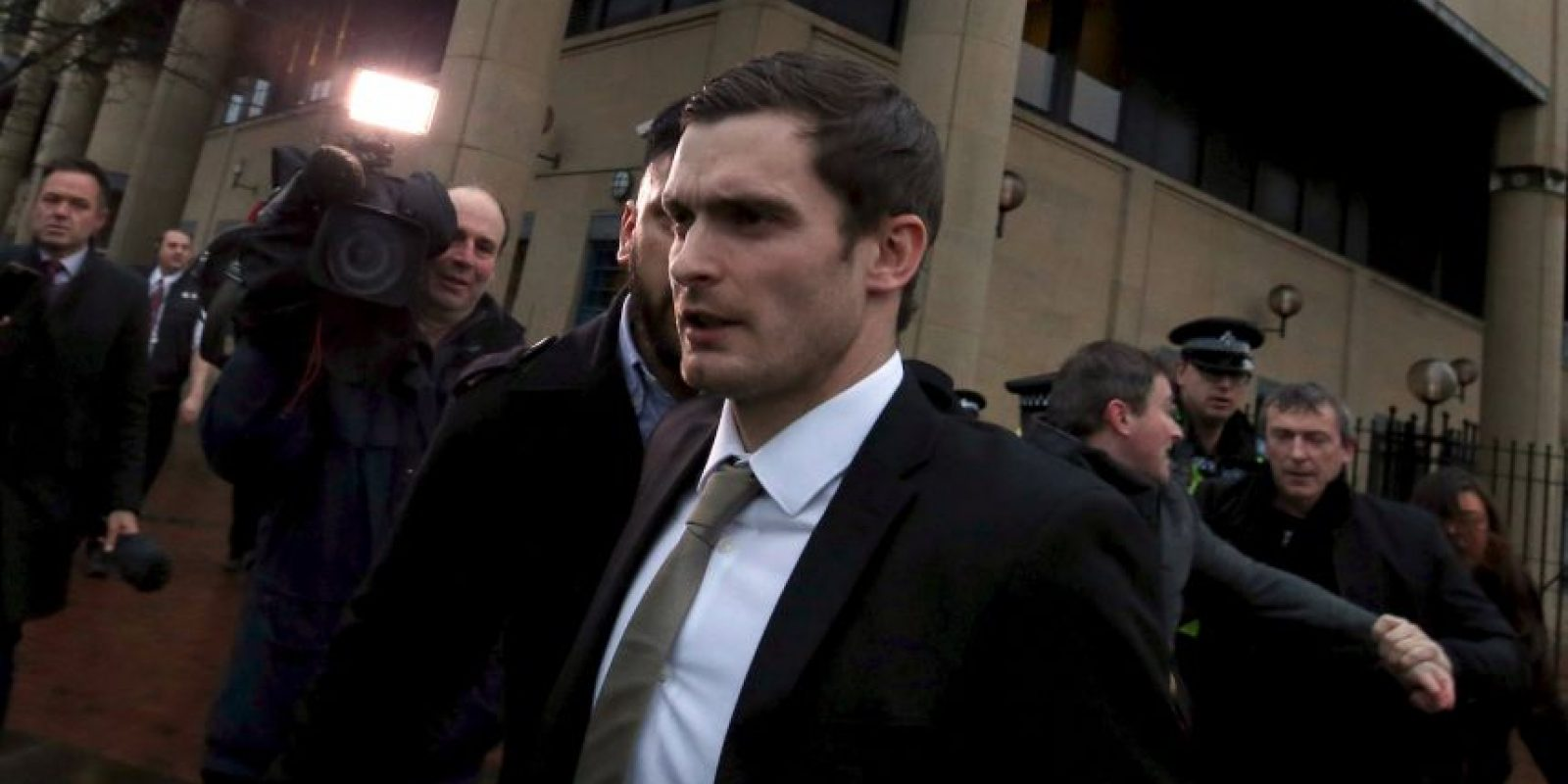 Adam Johnson Foto: Getty Images