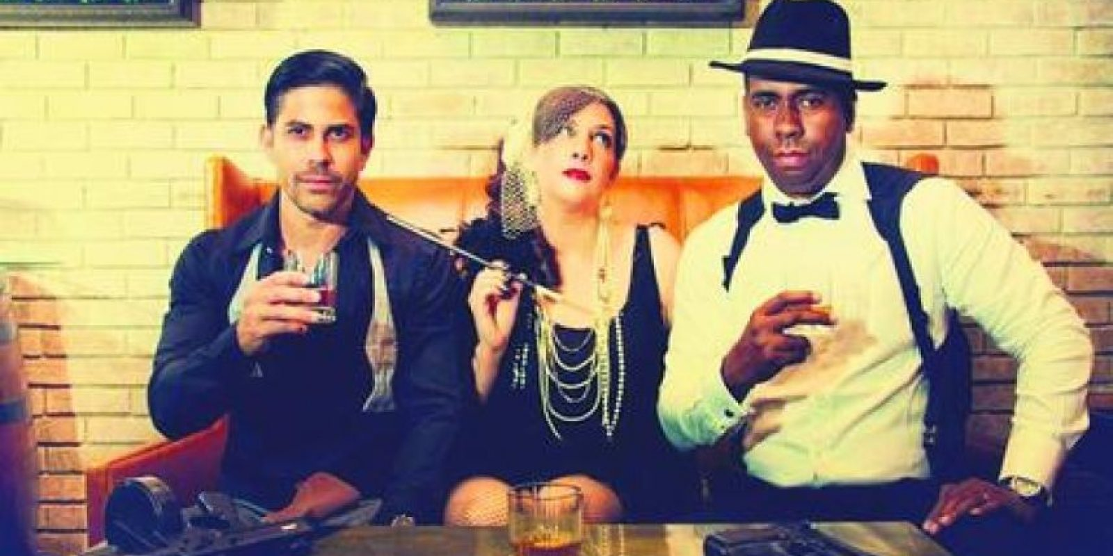 """Isaac Saviñón, Silvia Callado y Tony Rojas, talentos de """"¿Cuál tu es tu versión?"""" Foto:Fuente externa"""