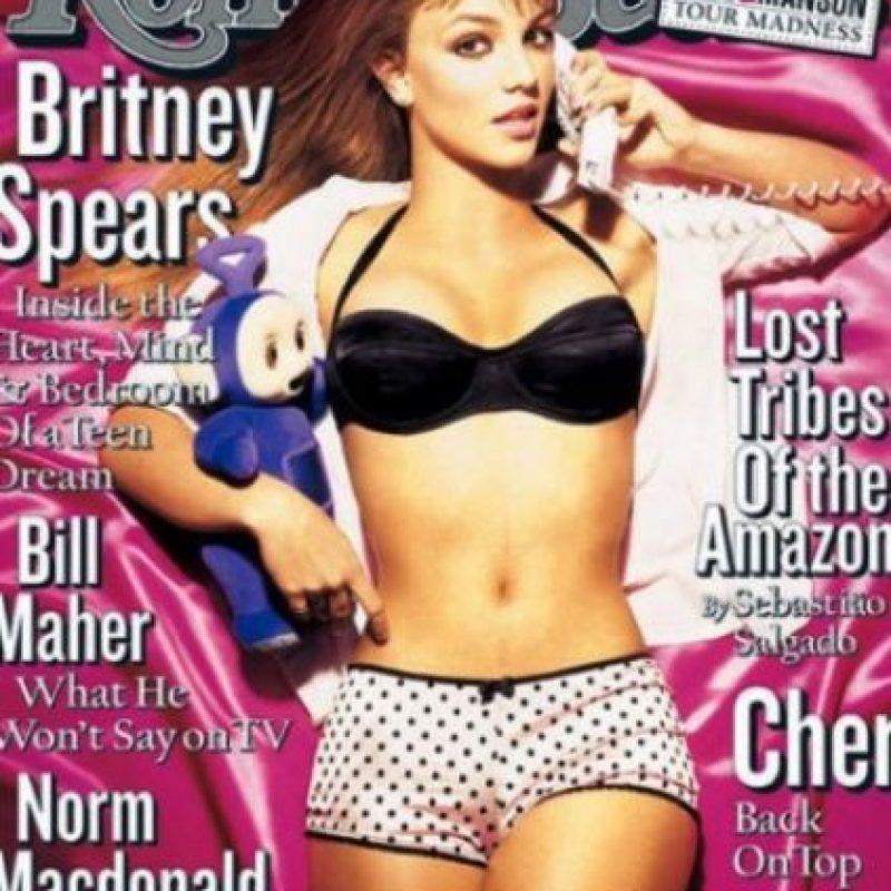 Y este estatus lo mantuvo hasta 2004. Foto:Rolling Stone