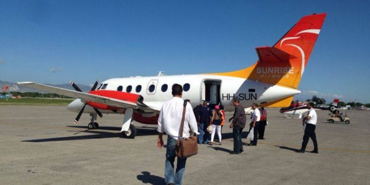 Suspendidos temporalmente los vuelos directos entre R Dominicana y Haití