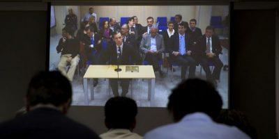 En el que se imputan los cargos de fraude, prevaricación, falsedad y blanqueo de capitales. Foto:AFP