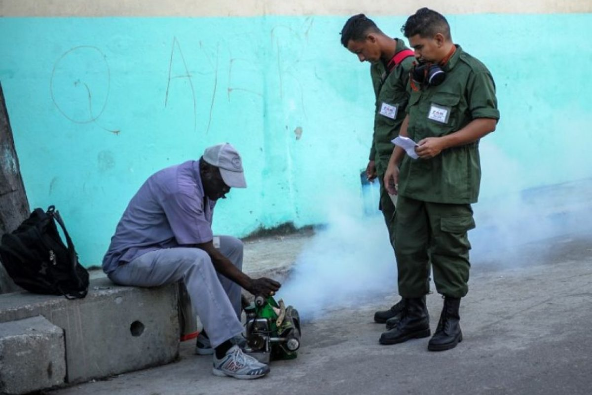 Aún no se encuentra ninguna cura. Foto:AFP