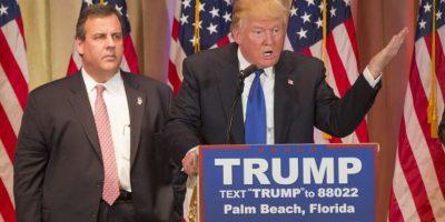Trump se perfila como el gran candidato republicano. Foto:EFE