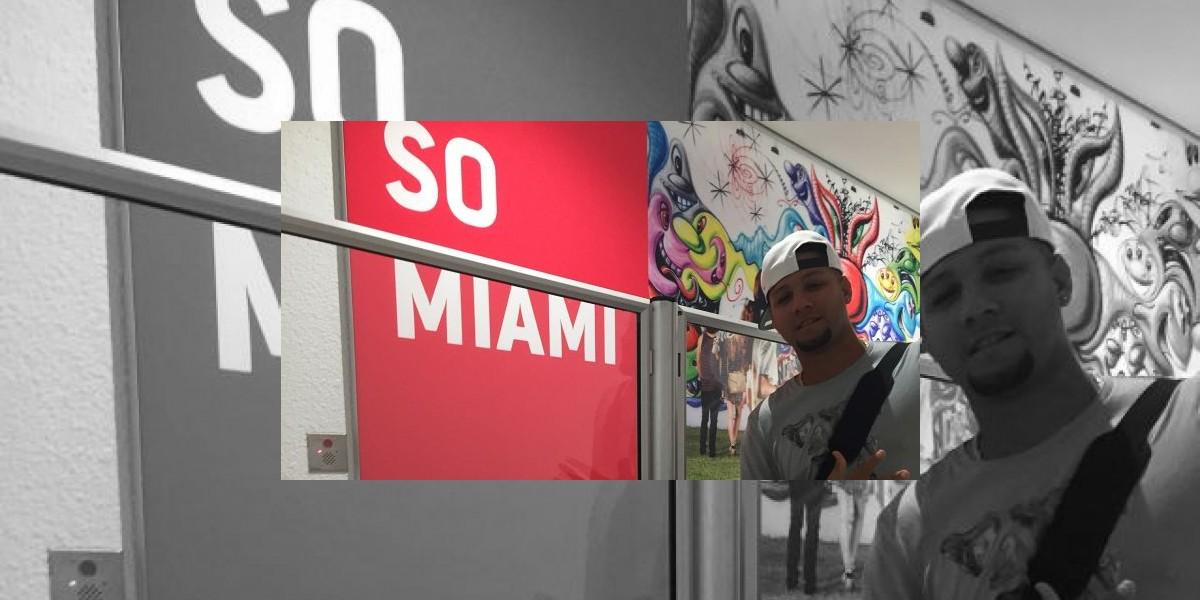 Aseguran haber visto al cubano Yuliesky Gurriel en Miami