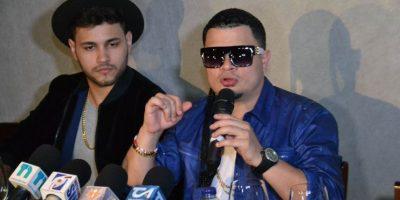 Jowell y Randy, apadrinan al hijo de Milton Peláez