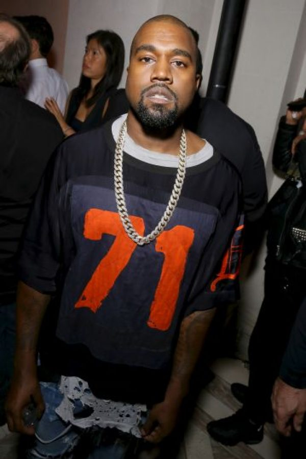"""Kanye West ha estado en el ojo del huracán a la par que lanzó su más reciente material discográfico, desde el misterio de a cuál """"Pablo"""" se refiere (si Picasso o Escobar), hasta la letra de la canción """"Famous"""", donde critíca a Taylor Swift. Foto:Getty Images"""
