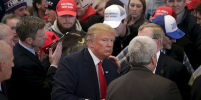 Quién actualmente ha hecho que se tome en serio su carrera política. Foto:Getty Images