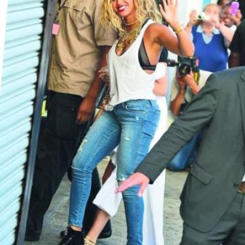 Beyoncé Foto:Cortesía tresmedia