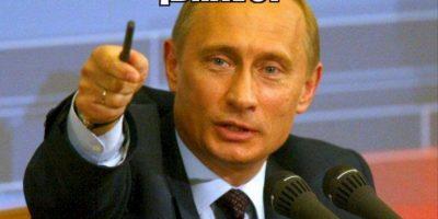 Los de Putin también son muy usados. Foto:Twitter