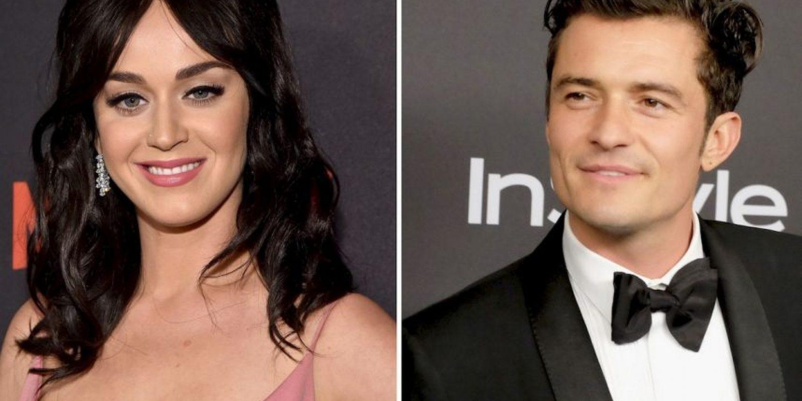 ¿Les gusta la pareja? Foto:Getty Images