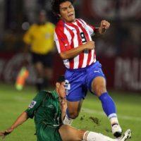 Jugó en las ligas de su país, México, Chile y Brasil Foto:Getty images