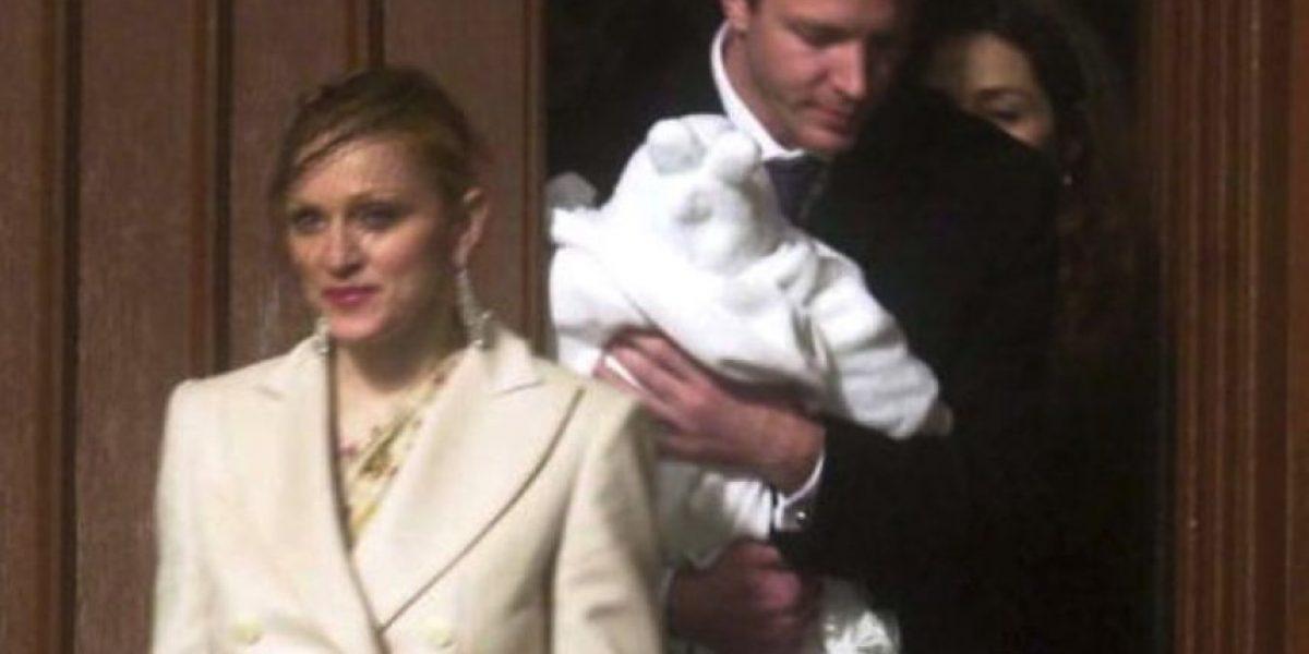 Madonna pierde la primera batalla por la custodia de su hijo Rocco