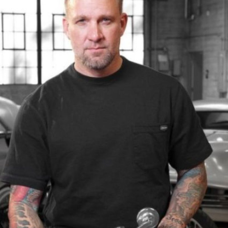 """Jesse James. Fundador de West Coast Choppers, publicó un mensaje en Facebook de apoyo en enero a su antiguo jefe en """"Celebrity Apprentice"""". Foto:Getty Images"""