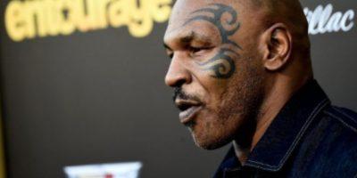 """Mike Tyson. El campeón mundial de pesos pesados aseguró a Huffpost Live que """"Él (Trump) debería ser el presidente de Estados Unidos"""" pues el exboxeador quiere un líder que tenga una gran visión empresarial Foto:Getty Images"""