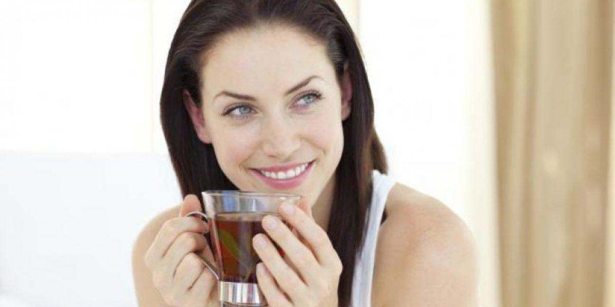 Los 4 mejores tés que los ayudarán a quemar grasa