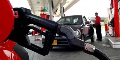 Suben todos los combustibles, menos gas natural