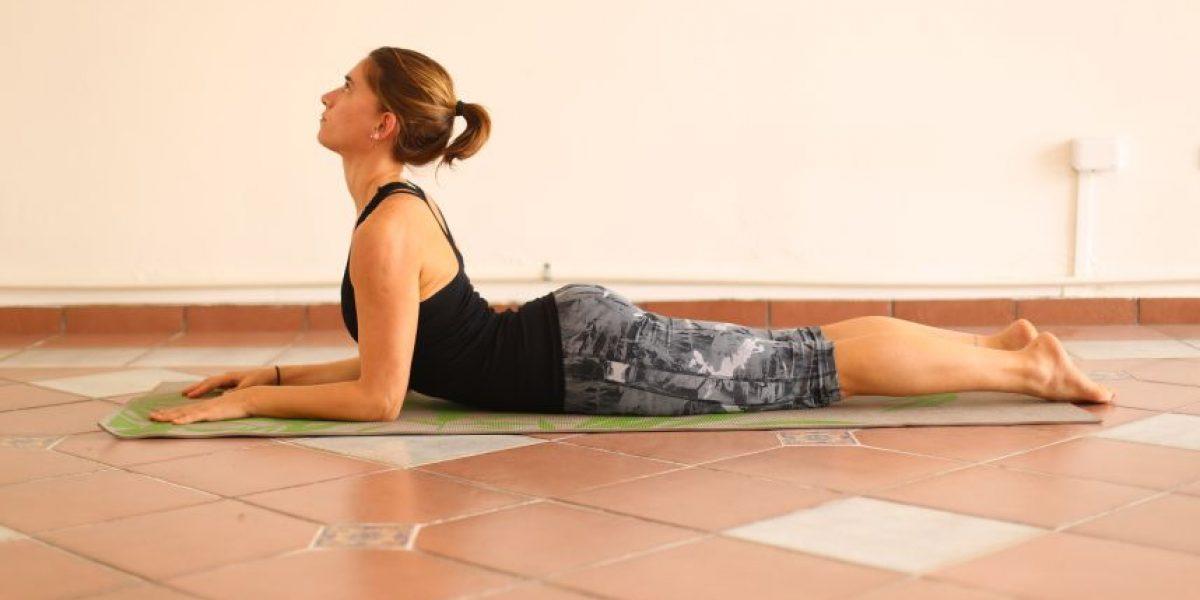 Tu semana Fit & Balance: Poses para abrir el pecho, estirar la espalda y aliviar el estrés