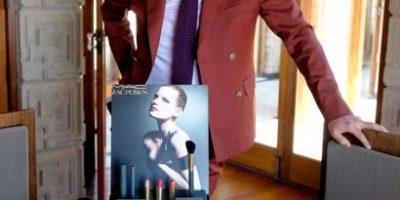 Diseñador Zac Posen y M.A.C presentan colección de maquillaje en conjunto