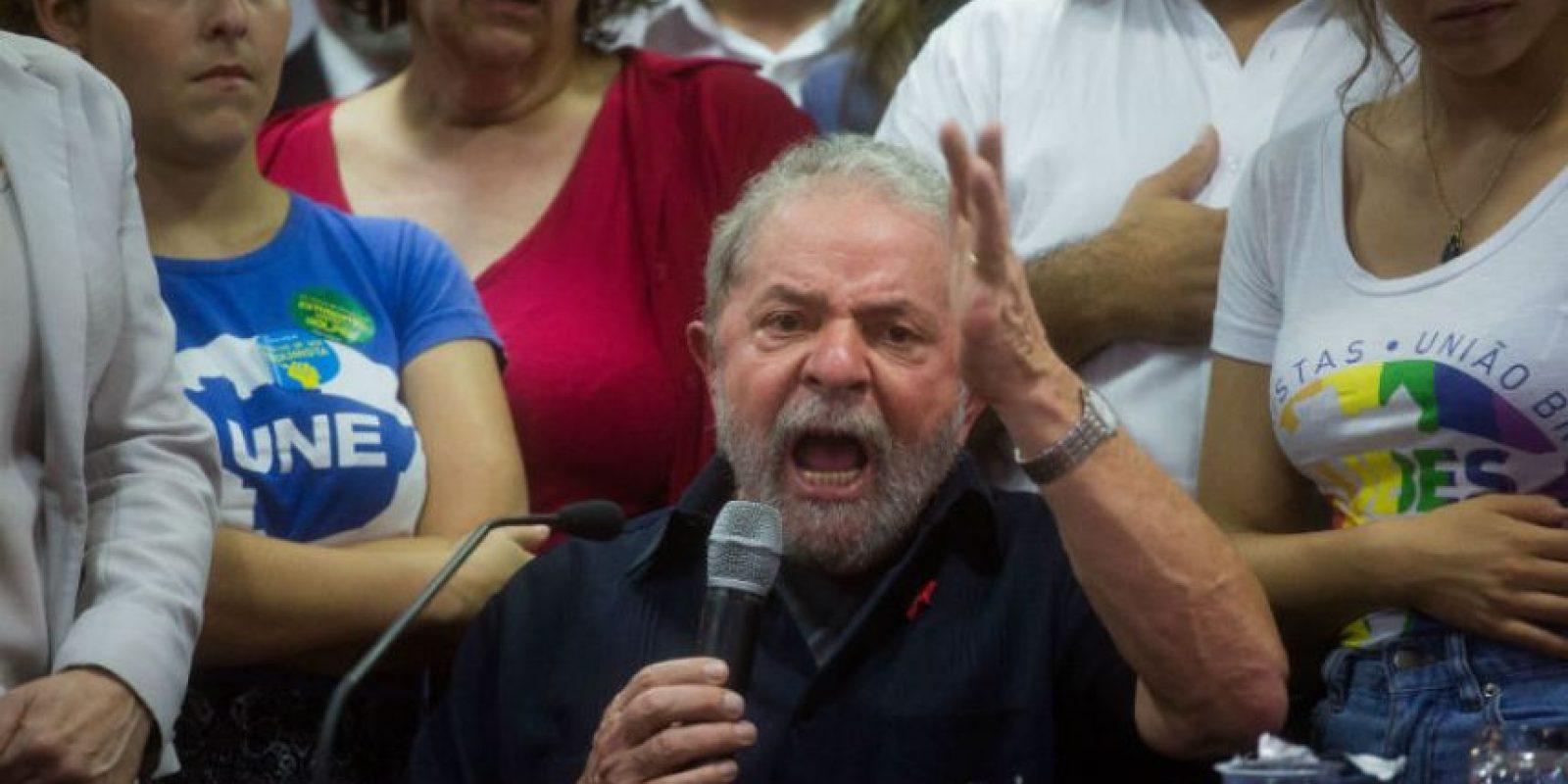 Fue hasta este 4 de marzo que autoridades brasileñas lo arrestaron por su supuesta vinculación con el caso de corrupción Petrobras. Foto:Getty Images