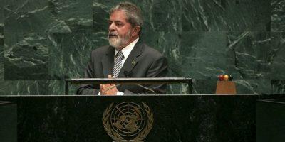 Fue candidato a la presidencia en las elecciones de 2006. Foto:Getty Images