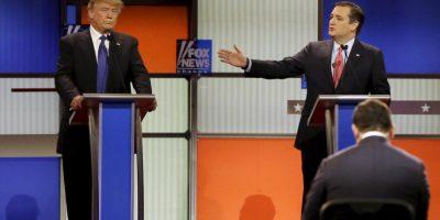 """Trump: """"La última persona que Hillary Clinton quiere enfrentar es Donald Trump"""" Foto:AP"""